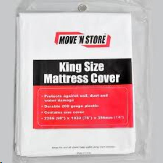 Where to find MATTRESS COVER, KING in Cottonwood