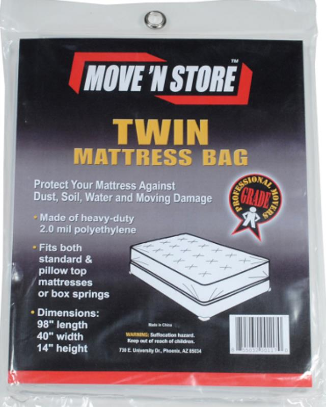 Where to find MATTRESS COVER, TWIN in Cottonwood
