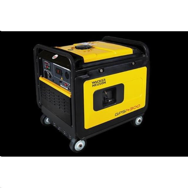 Where to find GENERATOR 4300 WATT QUIETED in Cottonwood