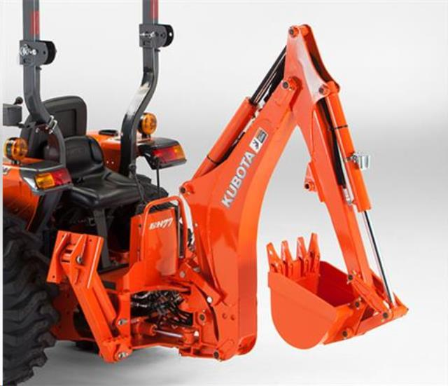 Where to find ATTACHMENT,BACKHOE FOR KUBOTA B26 in Cottonwood