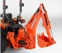 Where to rent BACKHOE, KUBOTA B26  attachment only in Cottonwood AZ