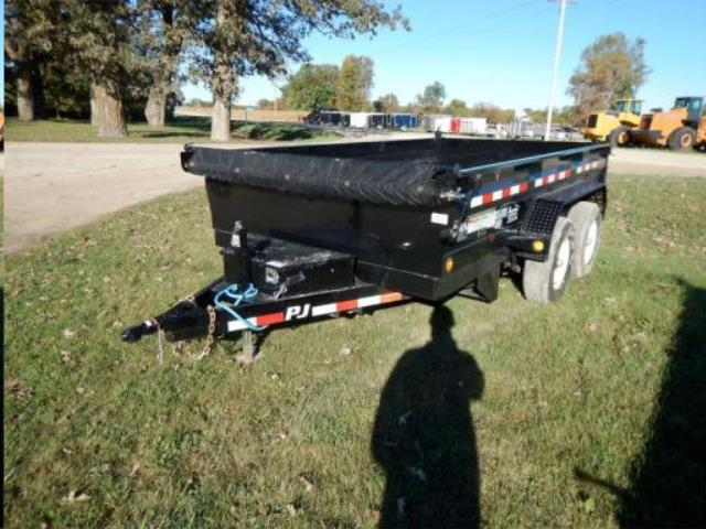 Where to find TRAILER, DUMP 9900 in Cottonwood