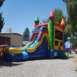 Where to find BOUNCEHOUSE, COMBO CASTLE in Cottonwood