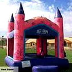 Where to find PINK JUMP CASTLE in Cottonwood
