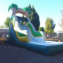 Where to find JUNGLE WATER SLIDE in Cottonwood
