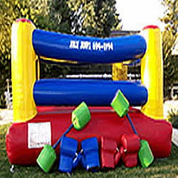 Where to find INFLATABLE BOXING RING in Cottonwood