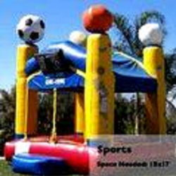 Where to find SPORTS BOUNCE HOUSE in Cottonwood