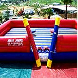Where to find INFLATABE JOUSTING RING in Cottonwood