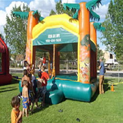 Where to find JUNGLE BOUNCE HOUSE in Cottonwood