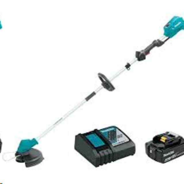 Where to find 18V STRING TRIMMER BRUSHLESS MAKITA LXT in Cottonwood