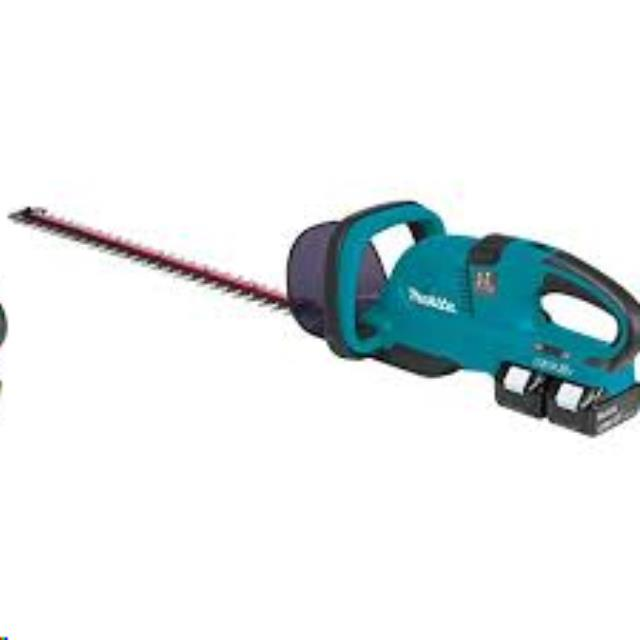 Where to find 36V HEDGE TRIMMER KIT MAKITA 25.5 in Cottonwood