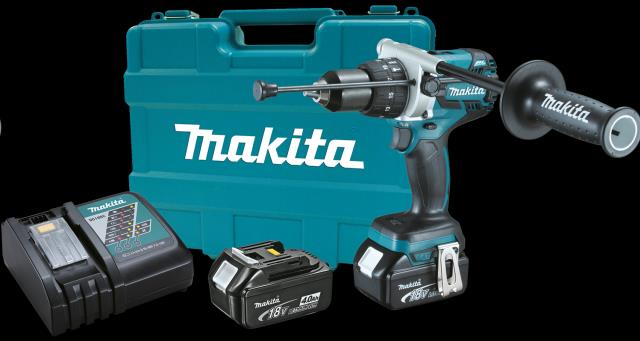 Where to find 18V HAMMER DRIVER DRILL KIT MAKITA in Cottonwood