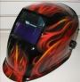 Where to rent WELDING HELMET, WELDMARK RED FLAME in Cottonwood AZ