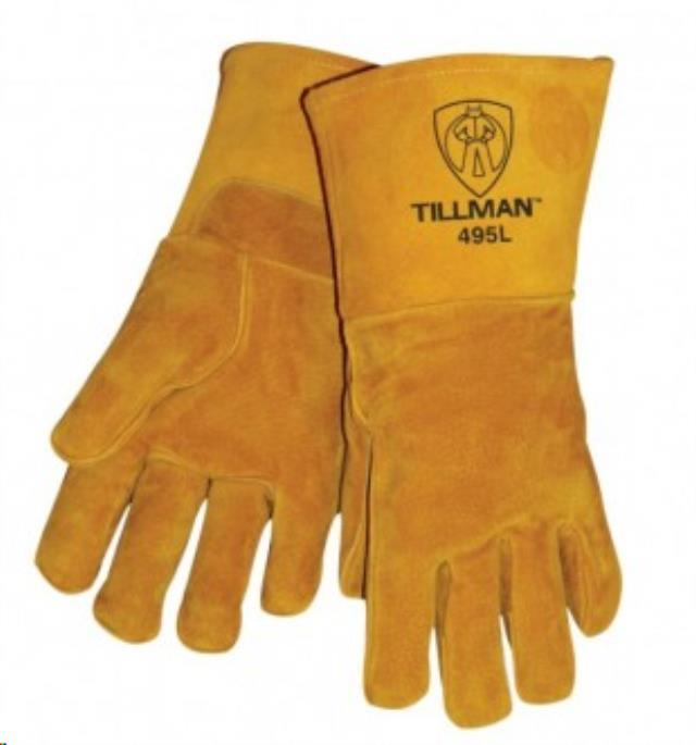Where to find GLOVE, WELDING PIGSKIN LARGE in Cottonwood