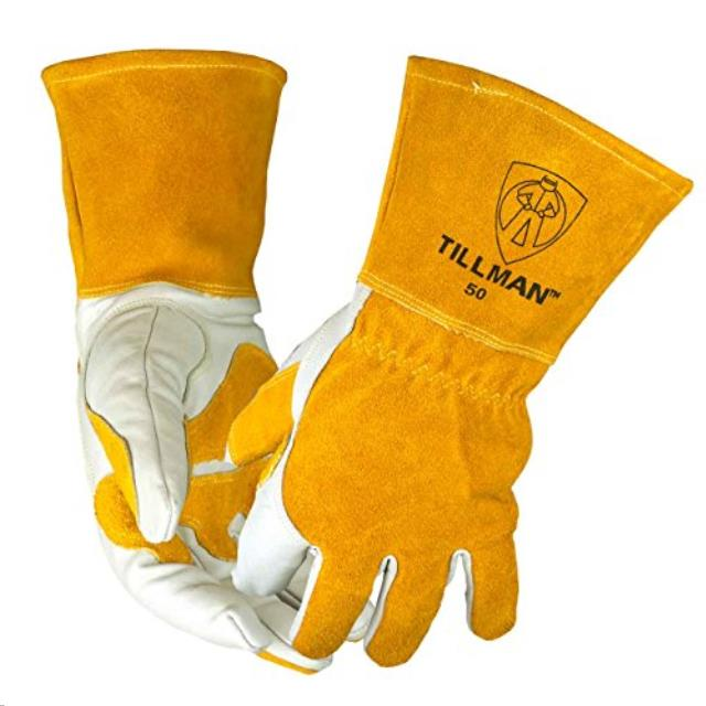Where to find GLOVE, MIG WELDING SPLIT COWHIDE LARGE in Cottonwood