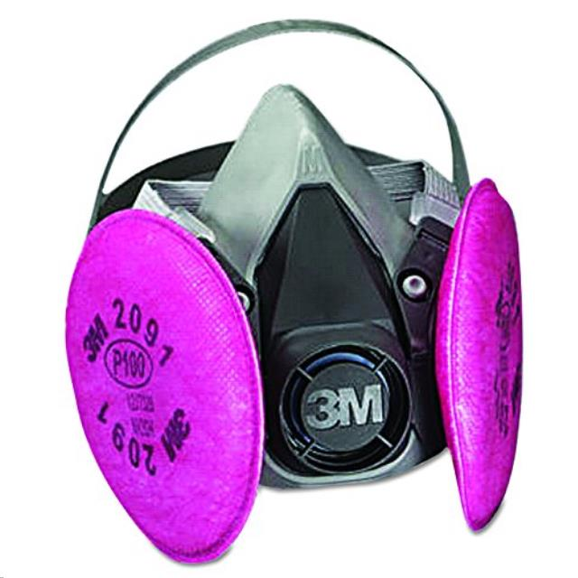 Where to find RESPIRATOR HALF MASK KIT,  LARGE in Cottonwood