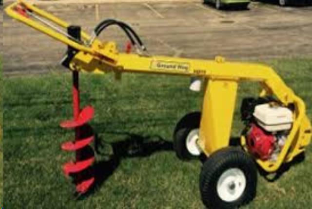 POST HOLE DIGGER HYDRAULIC 1 MAN 66 Rentals Cottonwood AZ