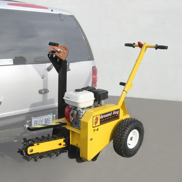 Where to find HITCH MOUNT TRENCHER CARRIER in Cottonwood