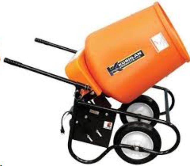 Where to find MIXER, ELECTRIC 2CU FT in Cottonwood